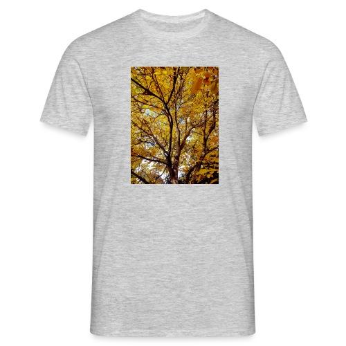 Deepleafs - Männer T-Shirt