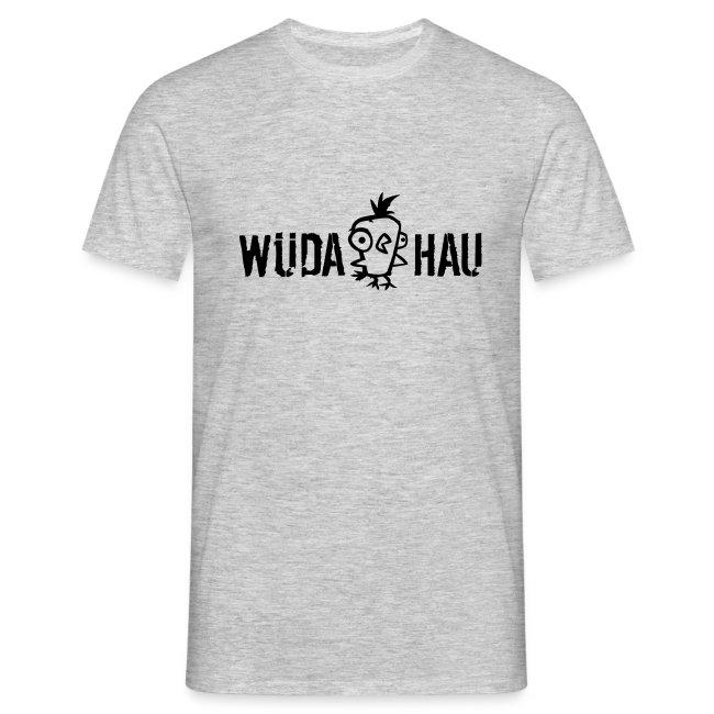 Vorschau: Wüda Hau - Männer T-Shirt