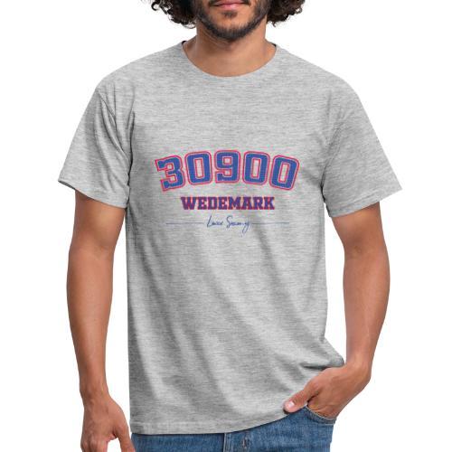 30900 Wedemark - Männer T-Shirt