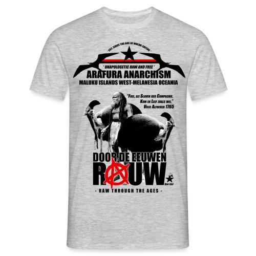 Arafura Anarchism - Mannen T-shirt