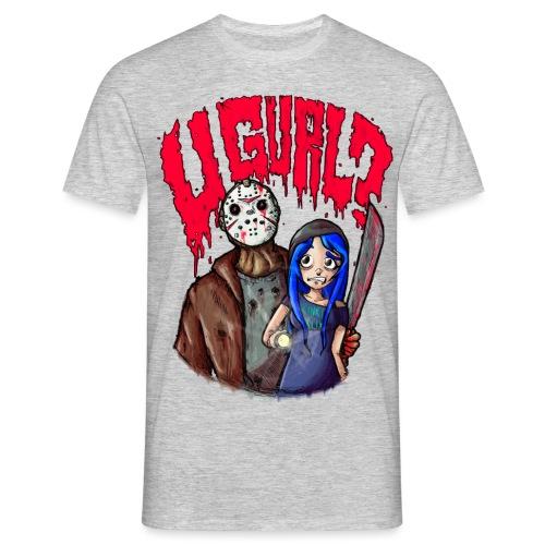 Kinko Klix ''U GURL?!'' - Men's T-Shirt