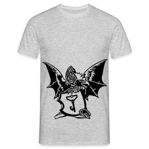 Resistance Basilisk schwarz - Männer T-Shirt