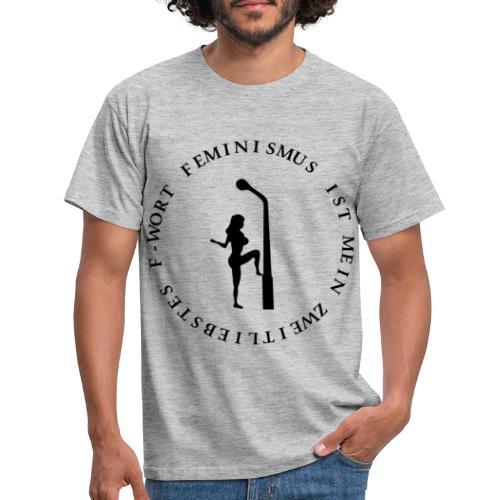 Feminismus - Männer T-Shirt