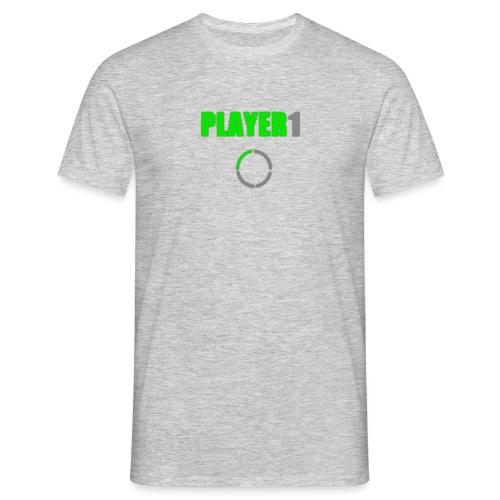 PLAYER 1 VideoJuegos - Camiseta hombre