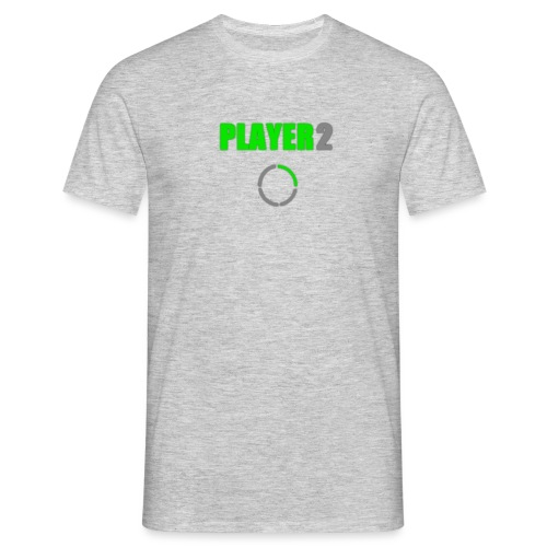 PLAYER 2 Videojuegos - Camiseta hombre