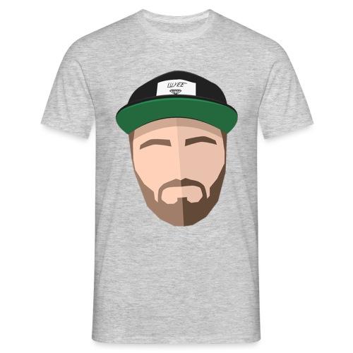 Luyeee FACEUP - Herre-T-shirt