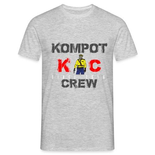 Abbigliamento Kompot Crew - Maglietta da uomo