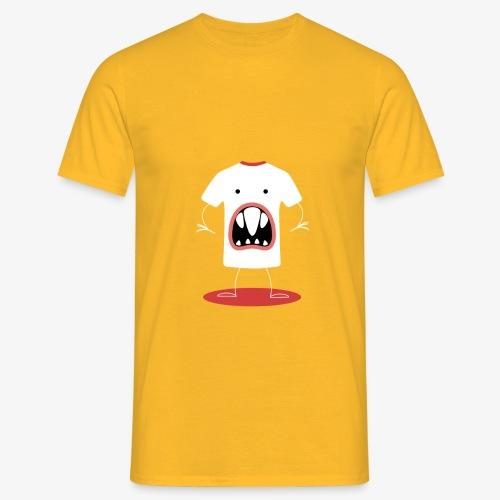 'Oasi' Monster Monstober DAY 27 - Mannen T-shirt
