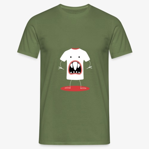 'Oasi' Monster Monstober DAY 27 - Mannen T-shirt
