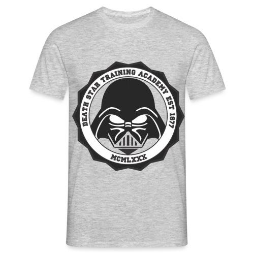 Death Star Training Acade - Men's T-Shirt