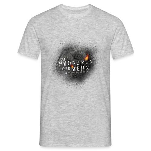 Die Chroniken der Zehn-Meteorit - Männer T-Shirt