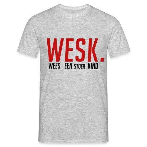 WESK. - Mannen T-shirt