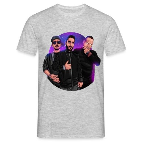 KNT GANG - Männer T-Shirt