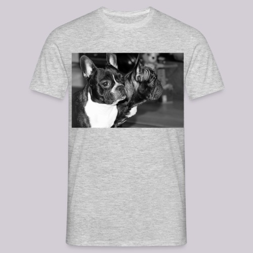 Frenchies - Men's T-Shirt