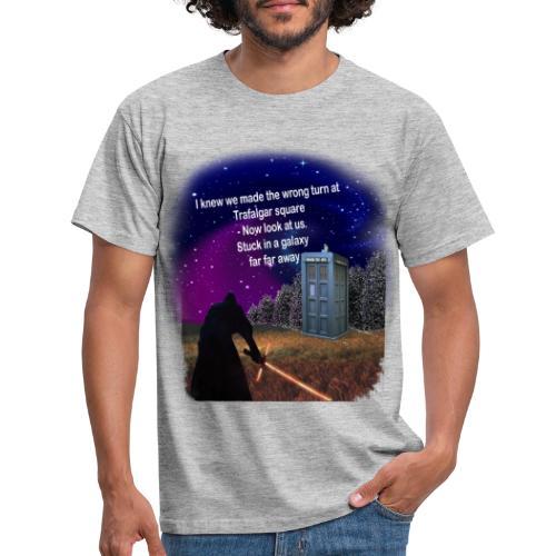 Bad Parking - Men's T-Shirt