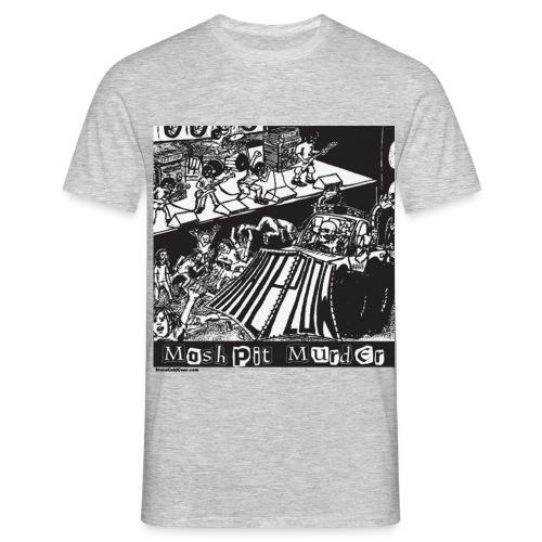 hpmoshpitshirtfinal - Men's T-Shirt
