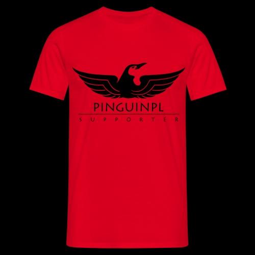 zwolennikiem Blackline - Koszulka męska