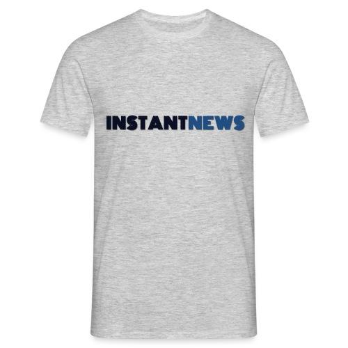 instantnews - Maglietta da uomo