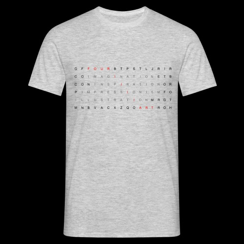 Word search It... - Men's T-Shirt