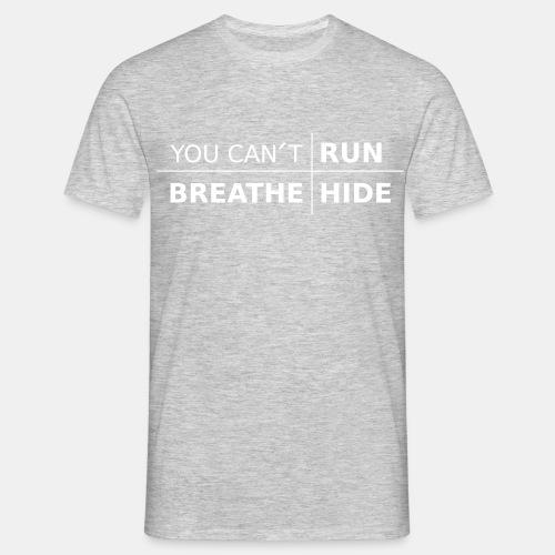 youcant+ vektor - T-shirt herr