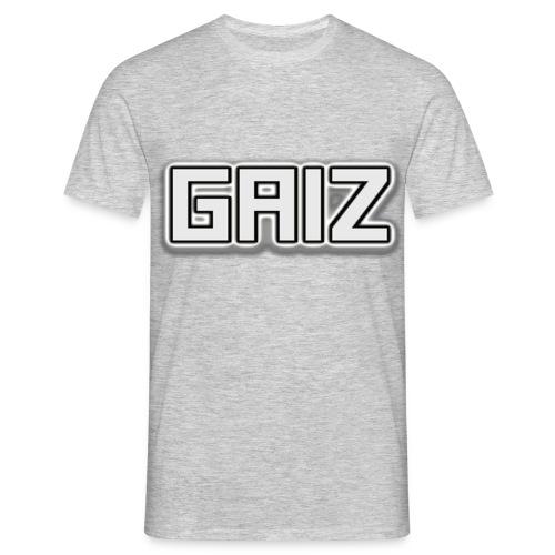 GAIZ-SENZA COLORE-BIANCO - Maglietta da uomo