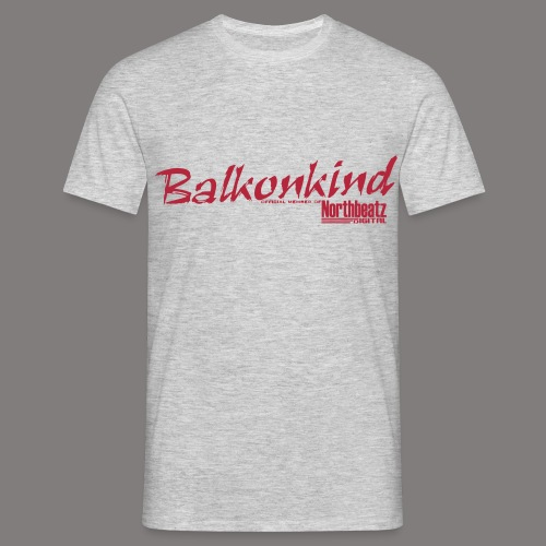 balkonkind member - Männer T-Shirt