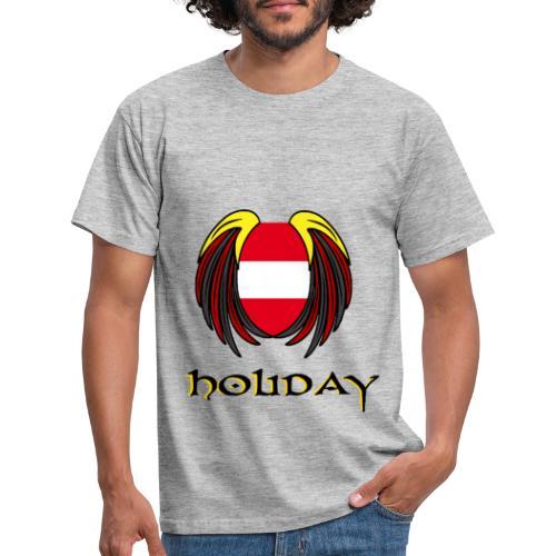 Holiday Österreich - Männer T-Shirt