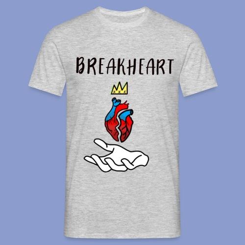 BREAKHEARTH - Maglietta da uomo