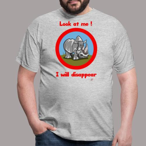 regardez moi ! rhino - T-shirt Homme