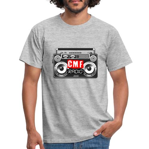 CMF RADIO VINTAGE RADIO - Men's T-Shirt