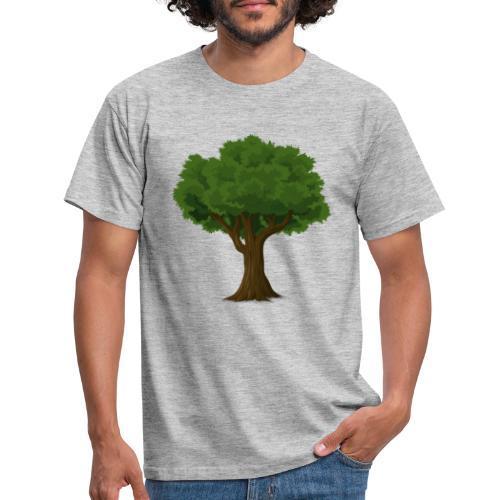 Tree / Baum - Männer T-Shirt