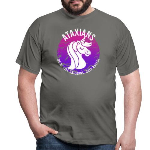 Atassiani - Siamo come unicorni, solo più rari! - Maglietta da uomo