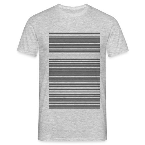 code bar png - T-shirt Homme