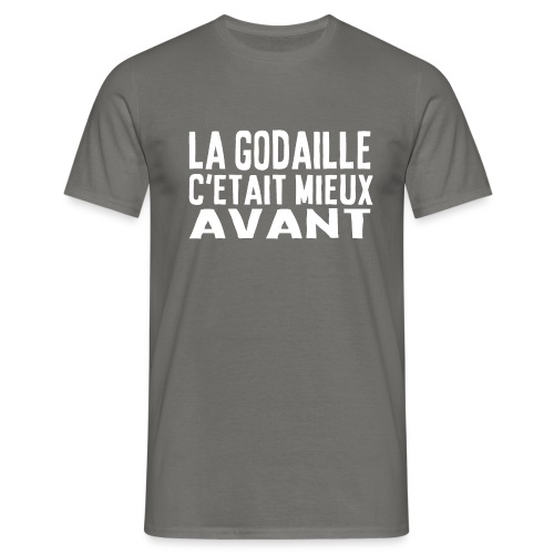 LA GODAILLE - recto/verso - T-shirt Homme