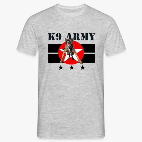 K9 CARDI ARMY - Men's T-Shirt