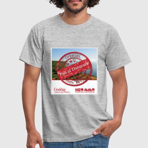 OFFICIAL DANE FAN png - Herre-T-shirt