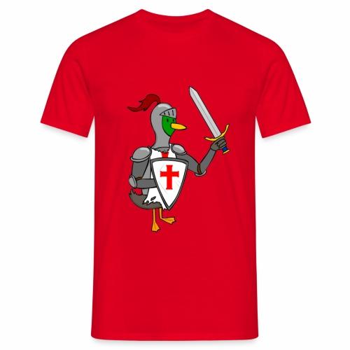 ducking crusade - Mannen T-shirt