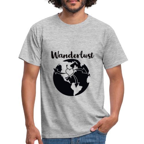 Fernweh - Männer T-Shirt