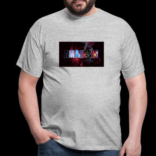 AmazeBoi Art - Men's T-Shirt