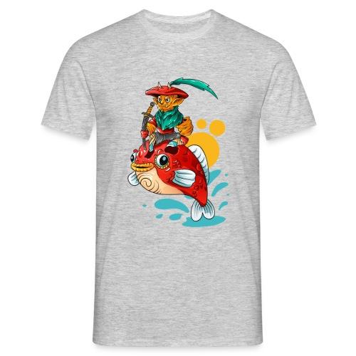 Draken Prins - Mannen T-shirt
