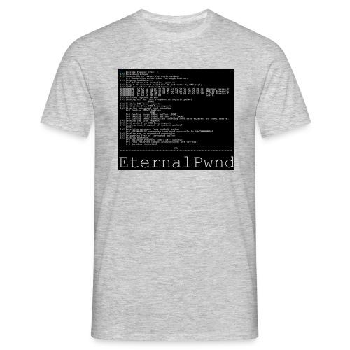 EternalBlue - Mannen T-shirt