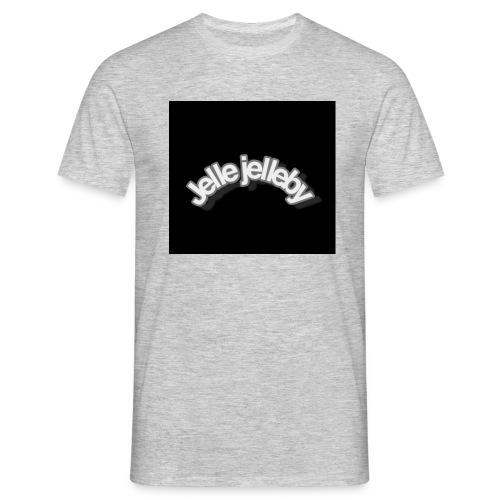 JELLE JELLEBY - Mannen T-shirt