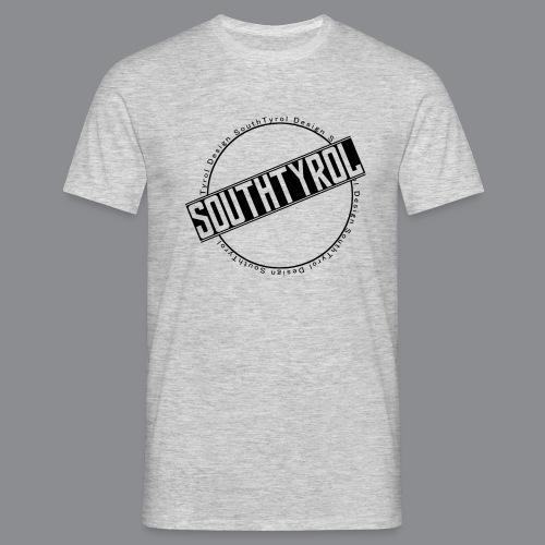 SouthTyrol Kreisform - Männer T-Shirt