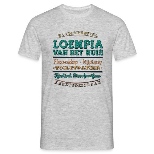Bandenprofiel - Mannen T-shirt