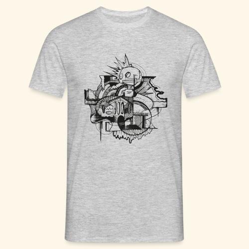 Erinnerung leben by buks.one - Männer T-Shirt