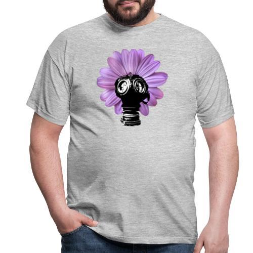 FleurMasque - T-shirt Homme