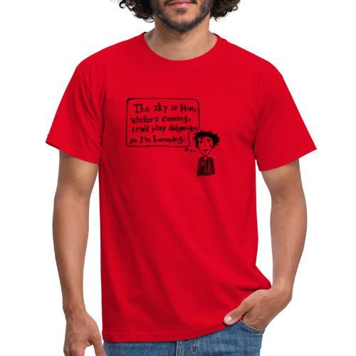 Humming - Männer T-Shirt