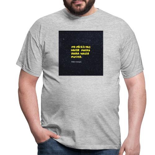 Palabras - Camiseta hombre