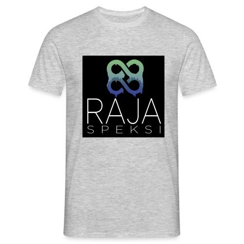 RajaSpeksin logo - Miesten t-paita