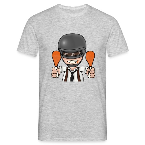 CHICKEN DINNER - Men's T-Shirt